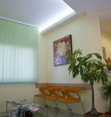Sala aspetto Studio Dentistico Lorelli Vibo