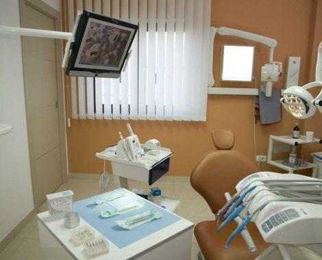 Sala operatoria 1 Dentista Dott. Lorelli a Vibo Valentia