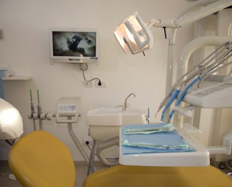 Sala operatoria Dentista Dott. Lorelli a Vibo Valentia